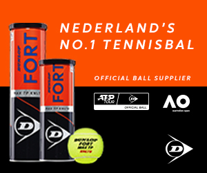 NEDERLANDS NO 1 TENNISBAL