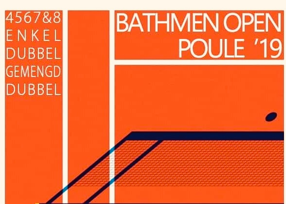 Start Bathmen Open op Woensdag 12 juni