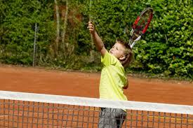 Start tennistraining voor jeugdleden